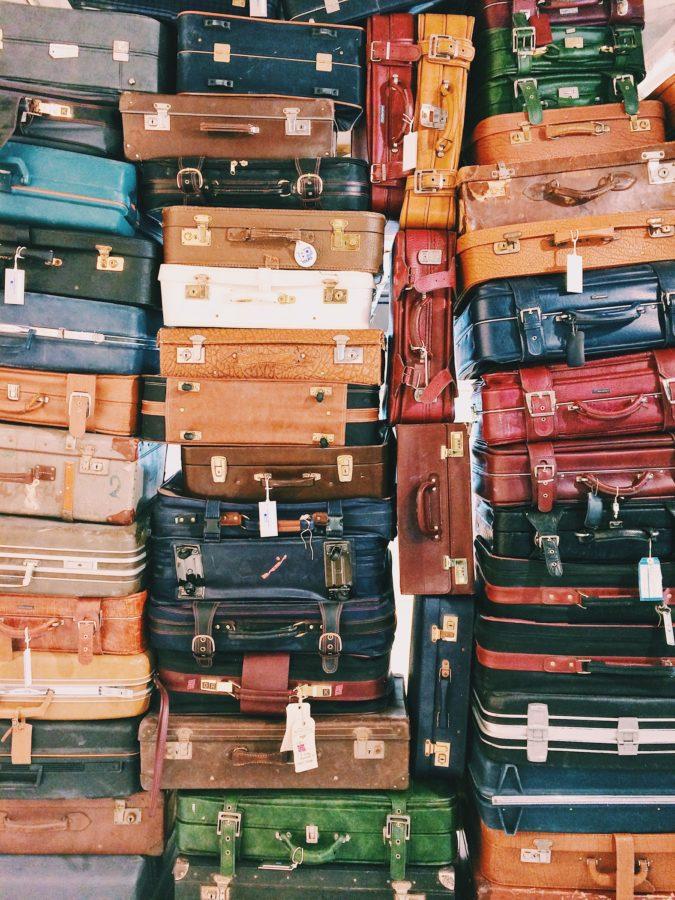Toda viagem é uma bagagem