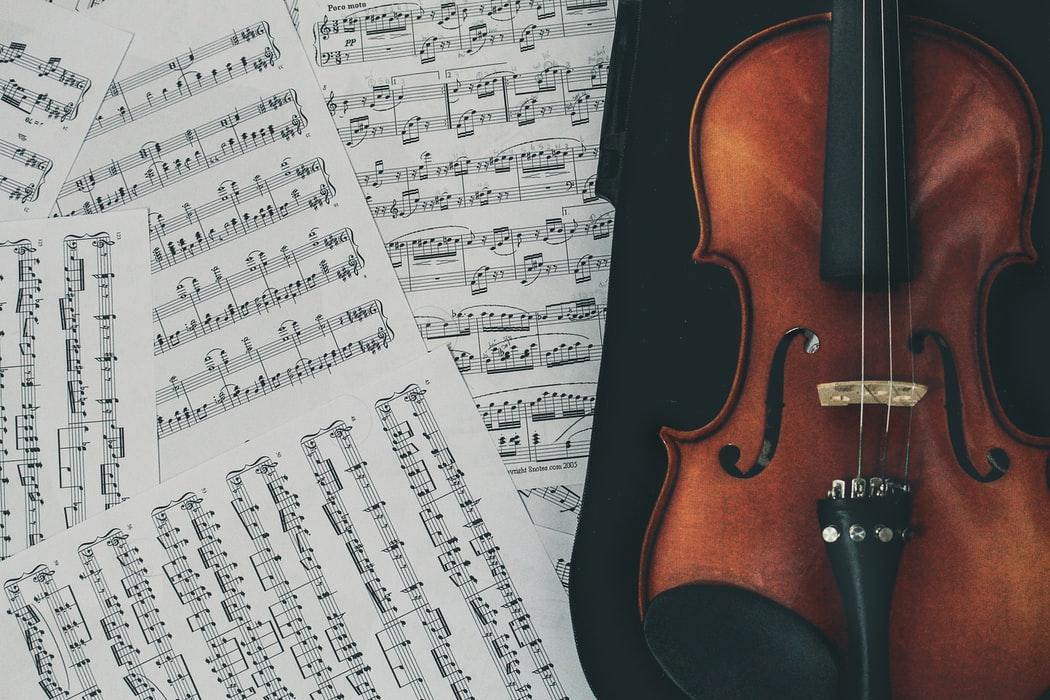 A música desperta o coração e a mente